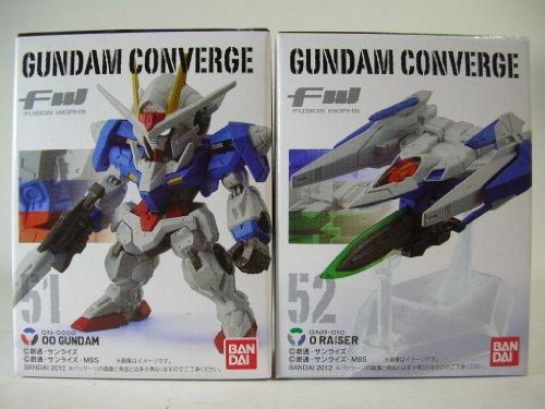 FW GUNDAM CONVERGE 9(ガンダム コンバージ9) 00ガンダム・オーライザー 2種セット