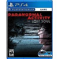 Paranormal Activity The Lost Soul PlayStation 4 超常的な活動 ロストソウルプレイステーション4北米英語版 [並行輸入品]