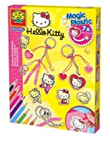 Ses Creative Magic Shrinking Hello Kitty Key Fob