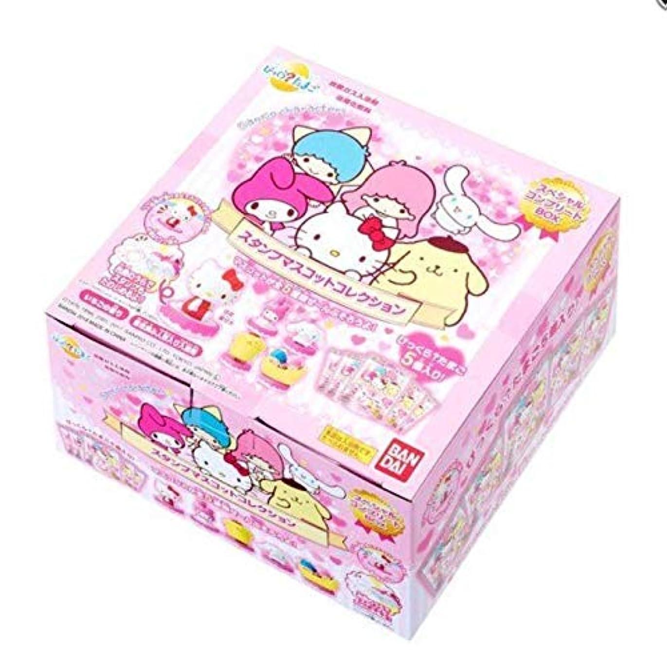 健康的リンケージギターびっくら?たまご サンリオキャラクターズ スタンプマスコットコレクション スペシャルコンプリートBOX