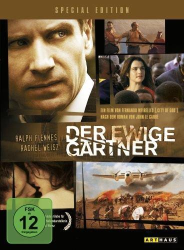 Der ewige Gärtner (2 DVDs) [Import allemand]