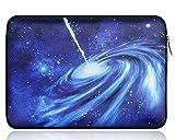Voova 13~13.3インチワイドラップトップスリーブ ケース 防水 ネオプレン PCインナーカバー 耐衝撃ノートパソコン保護用バッグ ウルトラブック/Apple MacBook Air / Pro 13.3& iPad Pro 12.9/13.3インチ 軽量スキンカバー