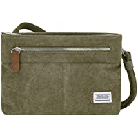 Travelon Anti-theft Heritage Cross Body Bag