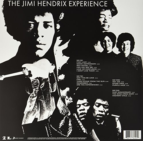 Are You Experienced [12 inch Analog]