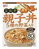 江崎グリコ 菜彩亭親子丼 140g×10個
