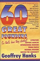 60 Great Founders (Biography)