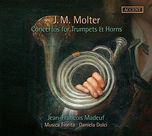 Molter: Concertos for Trumpets