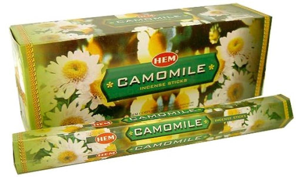 隣接する茎コメントHEM カモミール 6個セット