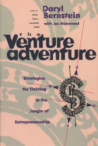 The Venture Adventure: Strategies for Thriving in the Jungle of Entrepreneurship (English Edition)