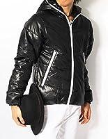(リピード) REPIDO 中綿ジャケット メンズ ダウンジャケット 中綿ブルゾン ジャケット ブルゾン ダウン パーカー フード 防寒