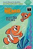 """朗読QRコード付き Read Disney in Englishえいごでよむディズニーえほん (8) ファインディング・ニモ """"Best Dad in the Sea """" (えいごでよむディズニーえほん 8)"""