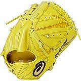 asics(アシックス) 硬式 野球用 グローブ 投手用 (右投げ用) 高校野球対応 GOLD STEGE SPEED AXEL ゴールドステージ スピードアクセル サイズ9 2019年モデル 3121A182 Pゴールド LH(右投げ用)