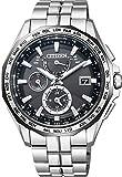 [シチズン]CITIZEN 腕時計 ATTESA アテッサ エコ・ドライブ電波時計 AT9096-57E メンズ
