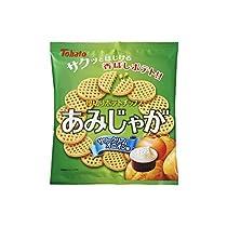 東ハト あみじゃがサワークリームオニオン味 58g×12袋