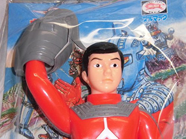 ブルマァク 怪獣シリーズ マスク取れ ウルトラセブン 大サイズ ソフビフィギュア ウルトラマン怪獣 マルサン M1号