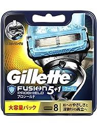 ジレット フュージョン5+1 プロシールド クール 替刃 8個入
