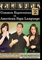 Common Expressions in American Sign Language 2 [DVD] [Import]