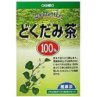 オリヒロ NLティー 100% どくだみ茶 2.5g*26包