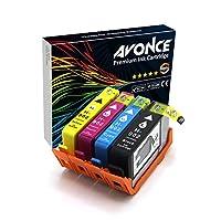 avonce 4パックリサイクルインクカートリッジHP 902902X LインクカートリッジHP Officejet 69626958、HP Officejet Pro 69686978697568606970696069616963696469666971697469766979