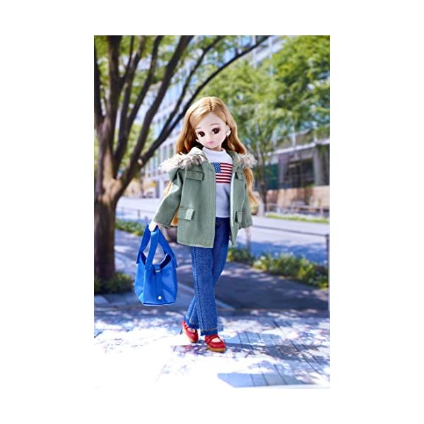 リカちゃん ドレス LW-17 リカビジュード...の紹介画像2