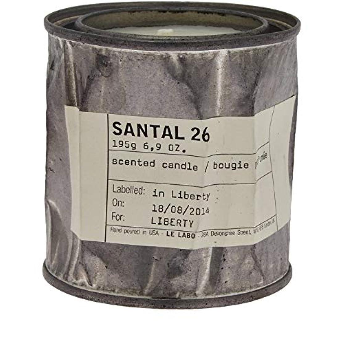定期的に受益者修正[Le Labo ] ルラボサンタル26ヴィンテージキャンドル - Le Labo Santal 26 Vintage Candle [並行輸入品]