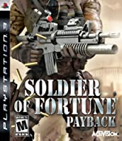 Soldier Of Fortune Payback - Playstation 3 [並行輸入品]