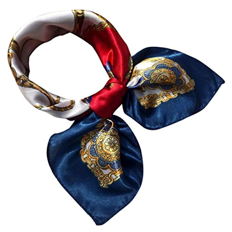 演じるまだら更新Dourabbi ファッション 女性 スクエア ヘッド スカーフ スカーフ 女性 プリント ケーキ ネック スカーフ ラップ