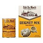Cafe du Mondeチコリコーヒー&、Beignetミックスセット