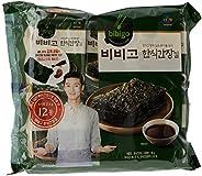 CJ Bibigo CJ Bibigo Korean Soy Sauce Seaweed, 48 g