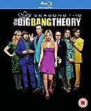 The Big Bang Theory Season 1-10 [Blu-ray Region free 日本語無し](Import版)