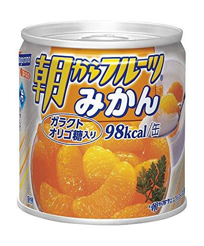 朝からフルーツ みかん EO缶190g