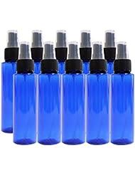 ease 保存容器 スプレータイプ プラスチック 青色 100ml×10本