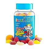 Gummi King Multivitamin and Mineral Supplement, Strawberry/Lemon/Orange/Grape/Cherry/Grapefruit, 60 Count by Gummi King