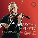 JASCHA HEIFETZ The Complete Stereo Collection Remastered