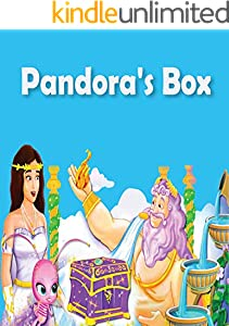 Pandora's Box: Story in English | Stories for Teenagers | English Fairy Tales (Pandora's Box) (English Edition)