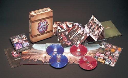 20th L'Anniversary LIVE -Complete Box-(完全生産限定盤) [DVD]