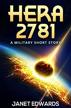 Hera 2781: A Military Short Story by [Edwards, Janet]