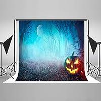 ハロウィン写真の背景幕Pumpkin背景写真スタジオ小道具ハロウィンに