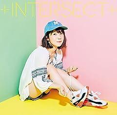 内田真礼「+INTERSECT+」のCDジャケット