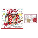Bingo Game Christmas Crackers - Box of 6