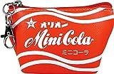ティーズファクトリー 三角 ミニ ポーチ お菓子 シリーズ ミニコーラ 5×11.5×6.8cm