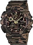 [カシオ]CASIO 腕時計 G-SHOCK Camouflage Series GA-100CM-5AJF メンズ