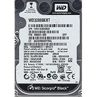 wd3200bekt-60V5t1、DCM hantjhnb、Western Digital 320GB SATA 2.5ハードドライブ