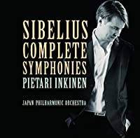 SIBELIUS COMPLETE SYMPHONIES(4CD) by PIETARI INKINEN/JAPAN PHILHARMONIC ORCHESTRA (2015-04-22)