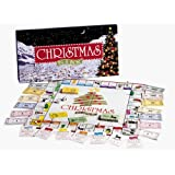 Christmas In A Box Monopoly Game [並行輸入品]