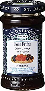 サン・ダルフォー オールフルーツスプレッド フォーフルーツ 170g×6本