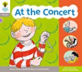 Oxford Reading Tree: Floppy Phonic Sounds & Letters Level 1 More A at the Concert