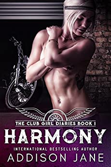 Harmony (The Club Girl Diaries Book 1) by [Jane, Addison]