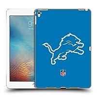 オフィシャル NFL プレーン デトロイト・ライオンズ ロゴ iPad Pro 9.7 (2016) 専用ハードバックケース
