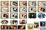 文豪ストレイドッグス ダイカットステッカーコレクション BOX商品 1BOX=12パック(24個)入り、全24種類